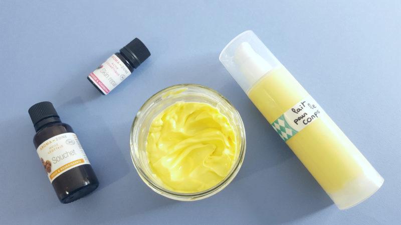 recette de crème anti repousse de poils huile de souchet olivem 1000 crème hydratante et protectrice aroma zone