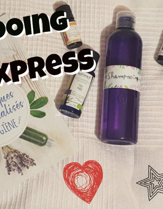 recette shampooing fait maison