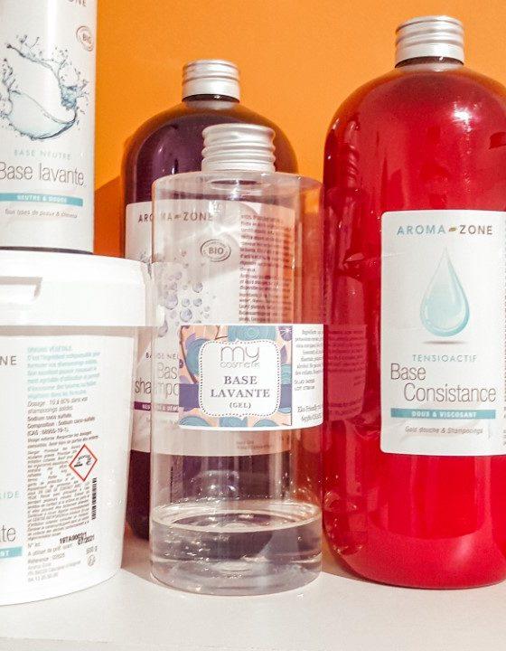 comment choisir son tensioactif pour faire des cosmétiques tout doux non irritant