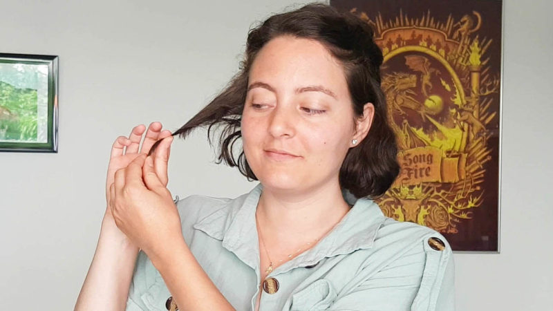 connaitre sa porosité faible très poreux soin des cheveux