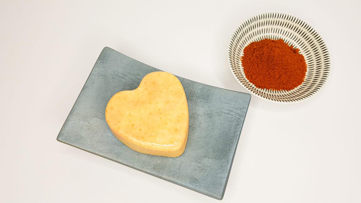 savon melt & pour au paprika recette facile débutant