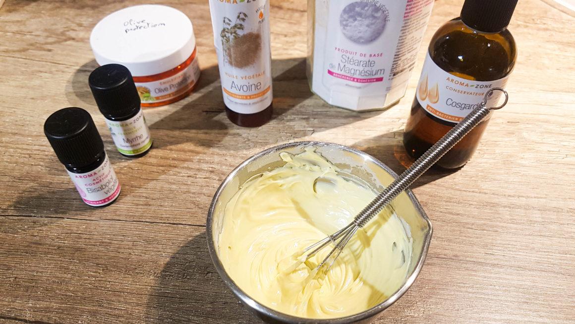 creme peau sèche huile essentielle myrrhe